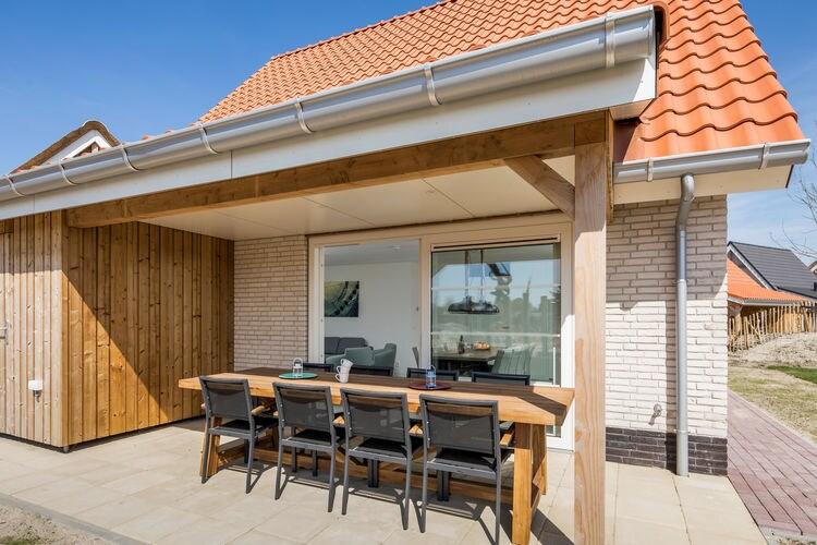 Vakantiehuizen Nederland | Zeeland | Villa te huur in Nieuwvliet-Bad   met wifi 8 personen