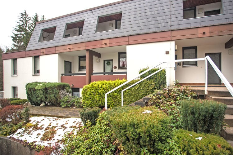 Appartement met zwembad met wifi  WinterbergIn der Büre 10-R