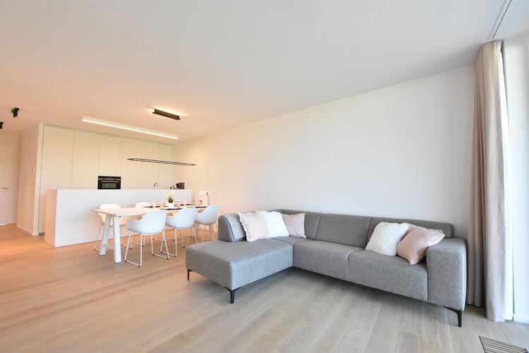 Appartement  met wifi   BelgieZilte Rust