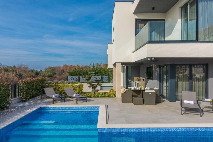 Villa Kroatië, Istrie, Spadici Villa HR-00017-85