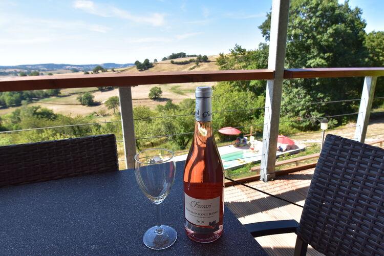 Vakantiehuizen Bourgogne te huur Cuzy- FR-71320-06 met zwembad  met wifi te huur