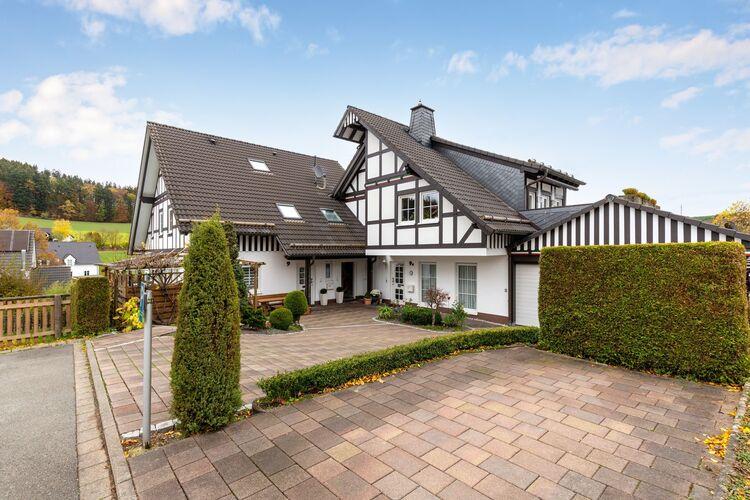 Vakantiehuizen Duitsland | Sauerland | Appartement te huur in Eslohe   met wifi 4 personen