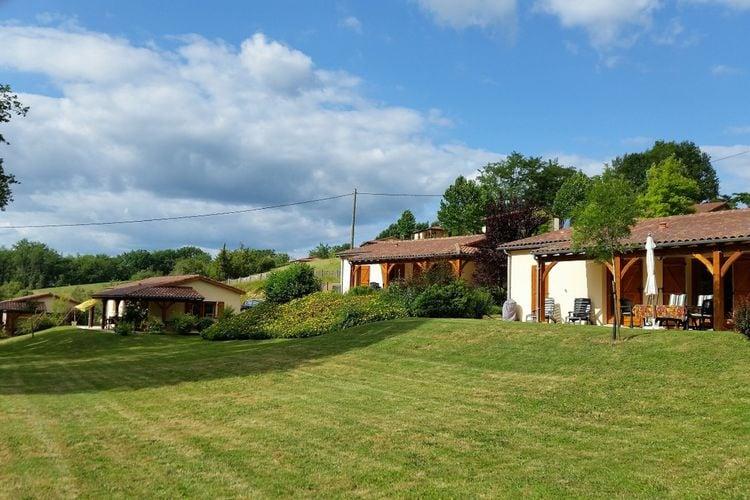 Vakantiehuis  met wifi  GourdonVillage de Montmarsis 4