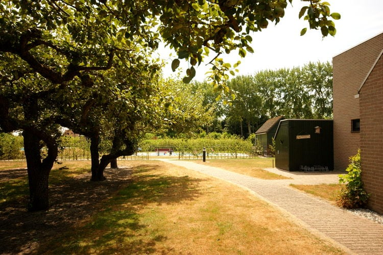 vakantiehuis Nederland, Zeeland, Burgh-Haamstede vakantiehuis NL-4328-32