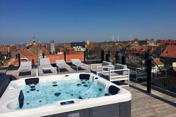 Vakantiehuizen Nieuwpoort te huur Nieuwpoort- BE-8620-28   met wifi te huur