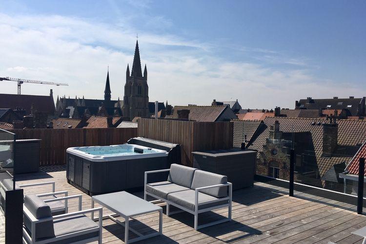 Appartement België, West Vlaanderen, Nieuwpoort Appartement BE-8620-28