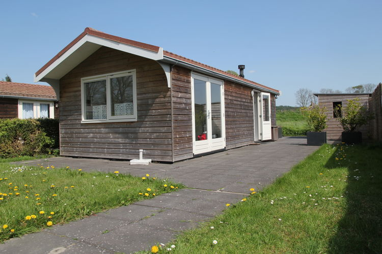 Vakantiehuizen Nederland | Noord-Holland | Bungalow te huur in Warmenhuizen   met wifi 4 personen