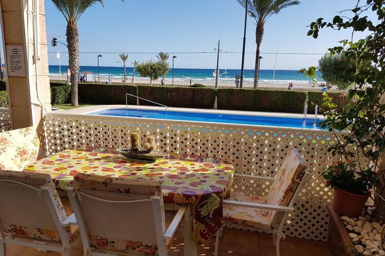 Ferienwohnung Herrliche Wohnung in El Campello mit Swimmingpool in der Nähe von Sea Beach (2838353), Coveta Fuma, Costa Blanca, Valencia, Spanien, Bild 38