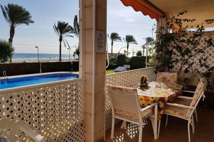 Ferienwohnung Herrliche Wohnung in El Campello mit Swimmingpool in der Nähe von Sea Beach (2838353), Coveta Fuma, Costa Blanca, Valencia, Spanien, Bild 7