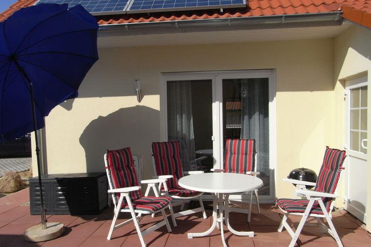 Vakantiehuis  met wifi  Boiensdorf  Familien - Ferienhaus am Salzhaff