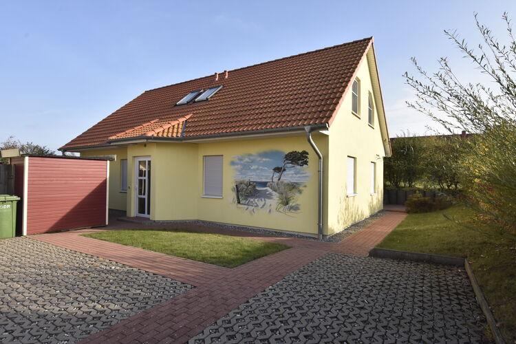 Duitsland | Ostsee | Vakantiehuis te huur in Boiensdorf   met wifi 4 personen