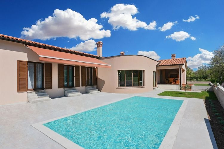 Villa Kroatië, Istrie, Labin Villa HR-52220-64