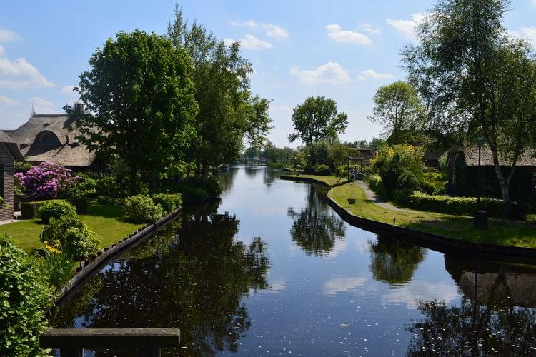 vakantiehuis Nederland, Overijssel, Giethoorn vakantiehuis NL-8355-48