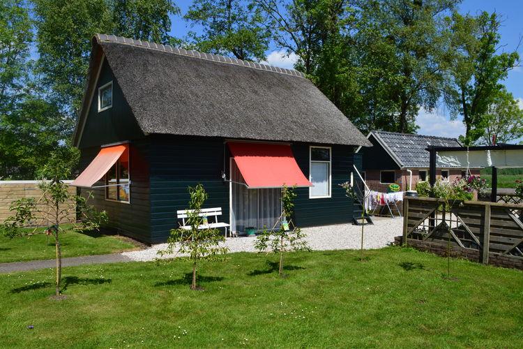 Vakantiehuizen Nederland | Overijssel | Vakantiehuis te huur in Giethoorn   met wifi 2 personen