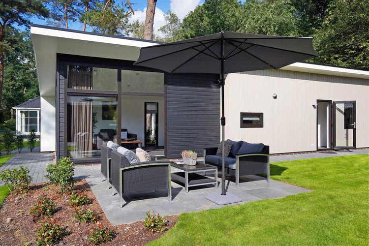Vakantiehuizen Nederland | Overijssel | Chalet te huur in Markelo met zwembad  met wifi 5 personen