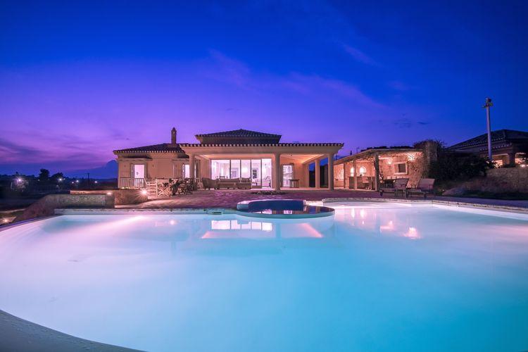 Vakantiehuizen Griekenland | Peloponnesos | Villa te huur in Porto-Heli met zwembad  met wifi 10 personen