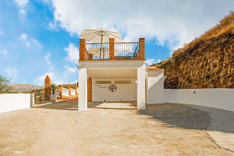 Villa Spanje, Costa del Sol, Cómpeta Villa ES-29754-16