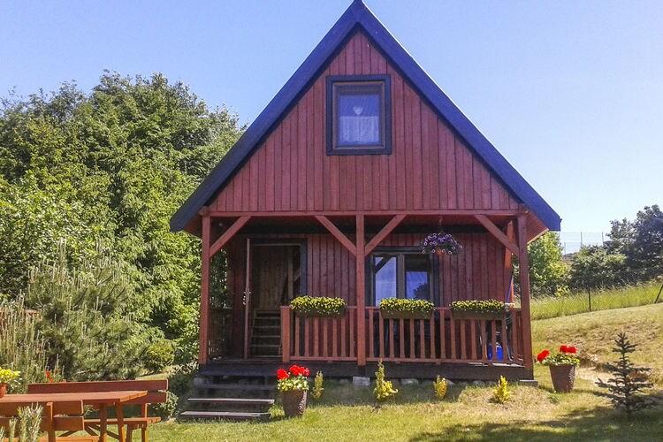 Polen | Wama | Vakantiehuis te huur in Wilkasy   met wifi 5 personen