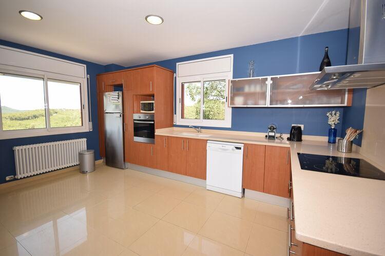 Villa Spanje, Costa Brava, Begur Villa ES-00033-46
