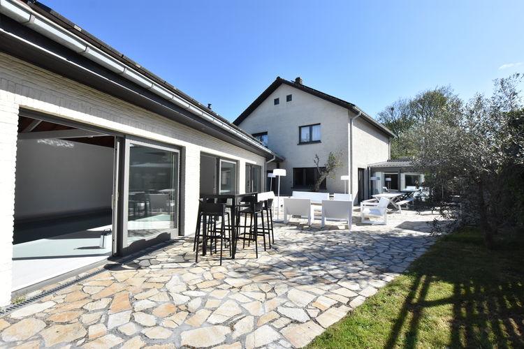 Vakantiehuis met zwembad met wifi  Koksijde  Villa Anemoon