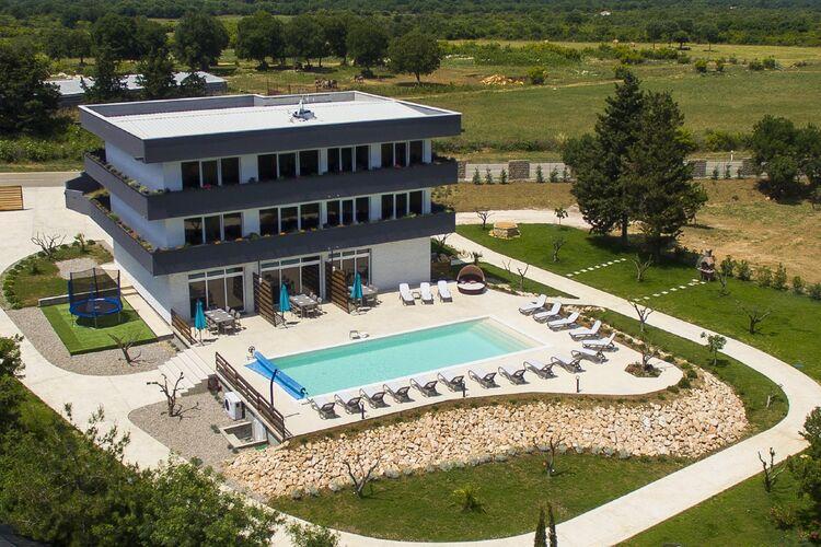 Villa Kroatië, Dalmatie, Nin Villa HR-23232-33