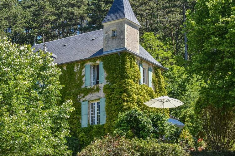 Kasteel Frankrijk, Midi-Pyrenees, Duravel Kasteel FR-46700-43