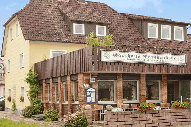 Vakantiehuizen Goweinstein te huur Gößweinstein- DE-91327-16   met wifi te huur