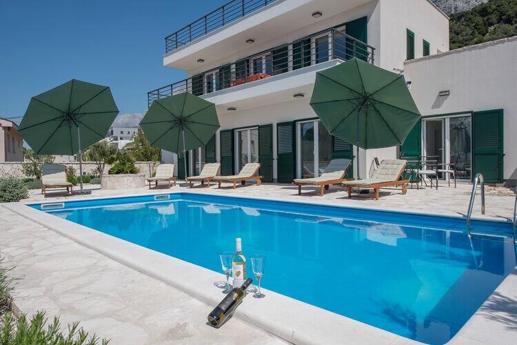 Villa Kroatië, Dalmatie, Makarska Villa HR-00018-15