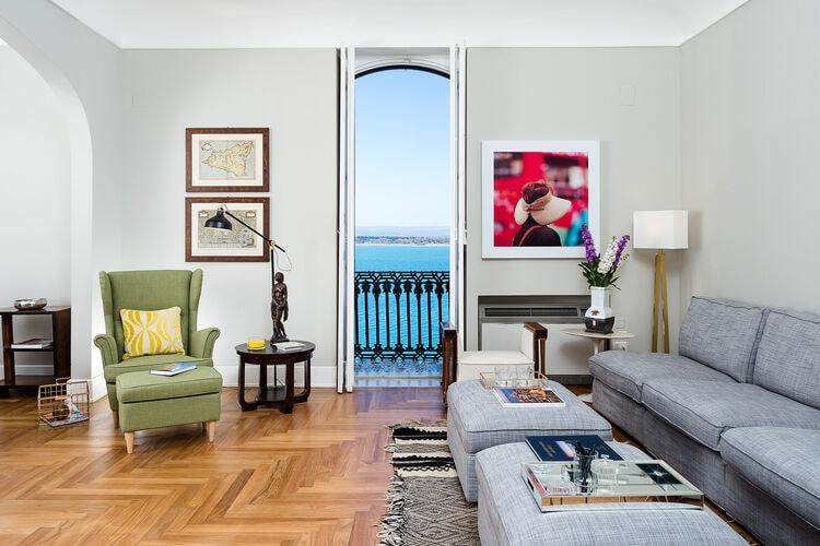 Appartement  met wifi  Siracusa  Duomosira