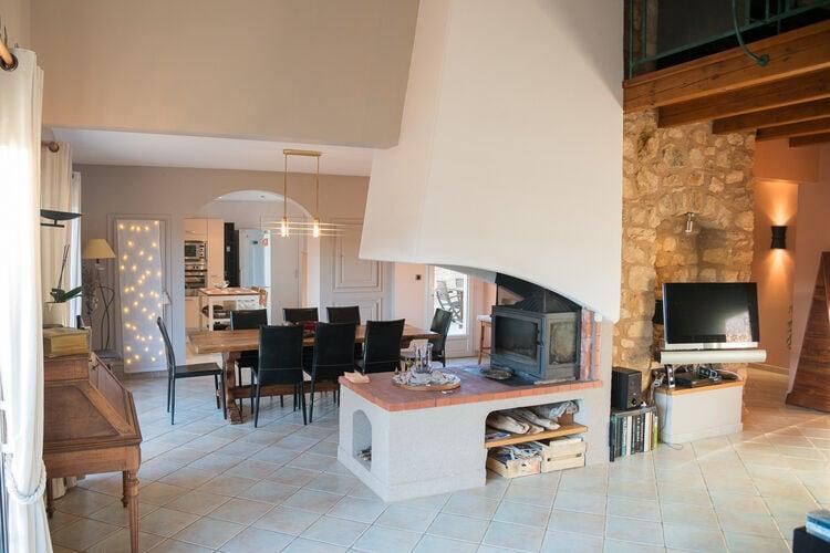 Villa Frankrijk, Languedoc-roussillon, Saint-André-de-Roquelongue Villa FR-11200-22