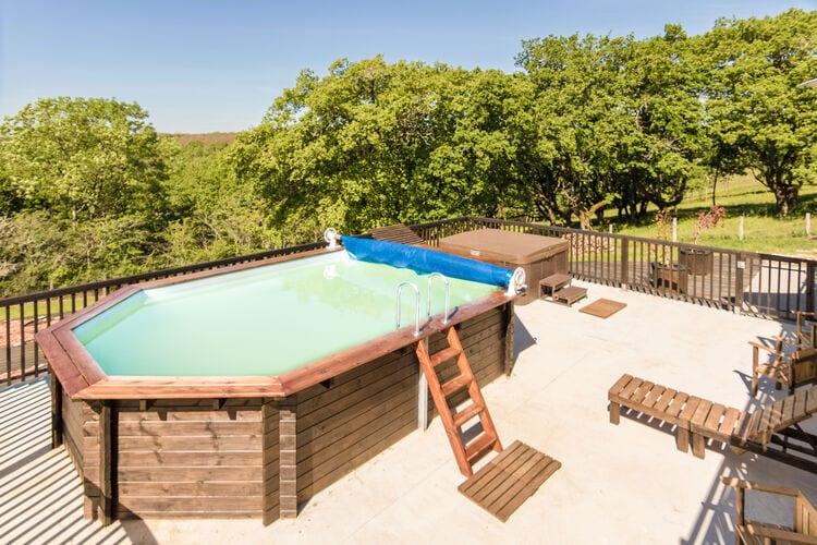 Vakantiehuizen Mayrac te huur Mayrac- FR-46200-44 met zwembad  met wifi te huur
