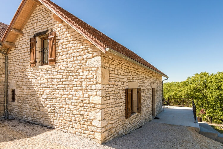 vakantiehuis Frankrijk, Midi-Pyrenees, Mayrac vakantiehuis FR-46200-44