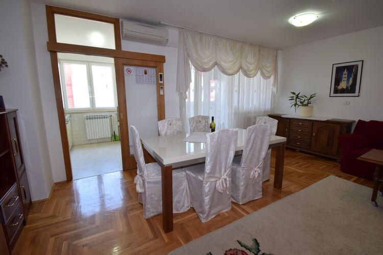 Appartement Kroatië, Dalmatie, Zadar Appartement HR-23000-88