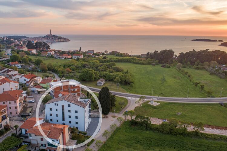 Appartement Kroatië, Istrie, Rovinj Appartement HR-00018-24