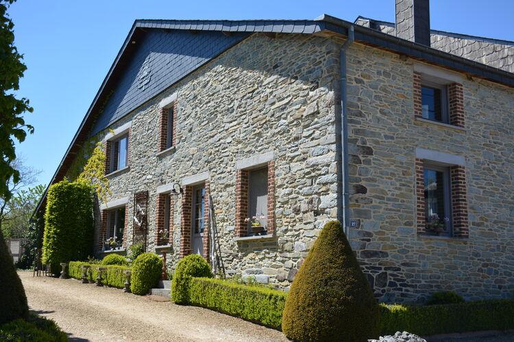 Vakantiehuis  met wifi  Jehonville  Côté Sud