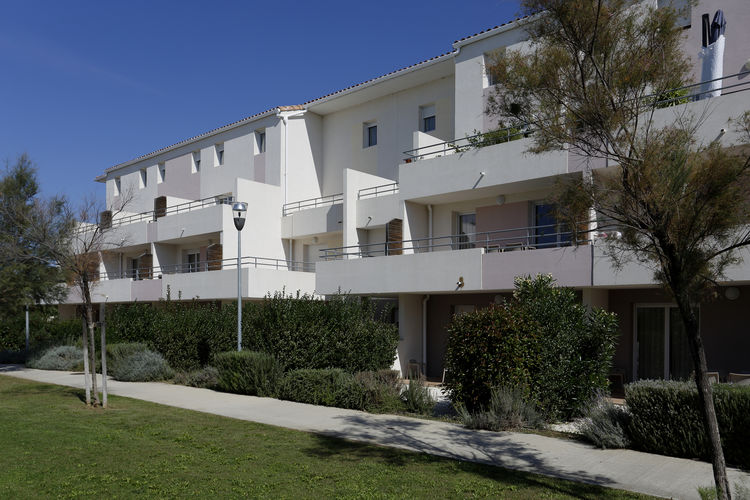 Vakantiehuizen Frankrijk | Provence-alpes-cote-d-azur | Appartement te huur in LE-GRAU-DU-ROI   met wifi 4 personen