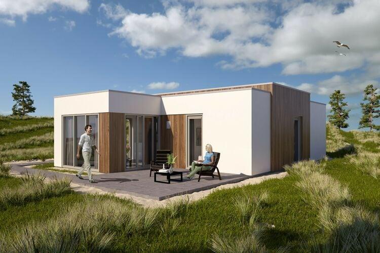 Vakantiehuizen Nederland | Zeeland | Bungalow te huur in Nieuwvliet-Bad   met wifi 6 personen