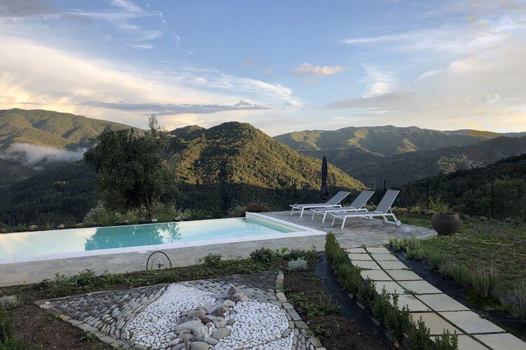 vakantiehuis Italië, Toscana, Bagni di Lucca vakantiehuis IT-55022-24