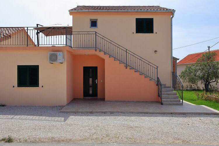 vakantiehuis Kroatië, Dalmatie, Zadar vakantiehuis HR-00018-28