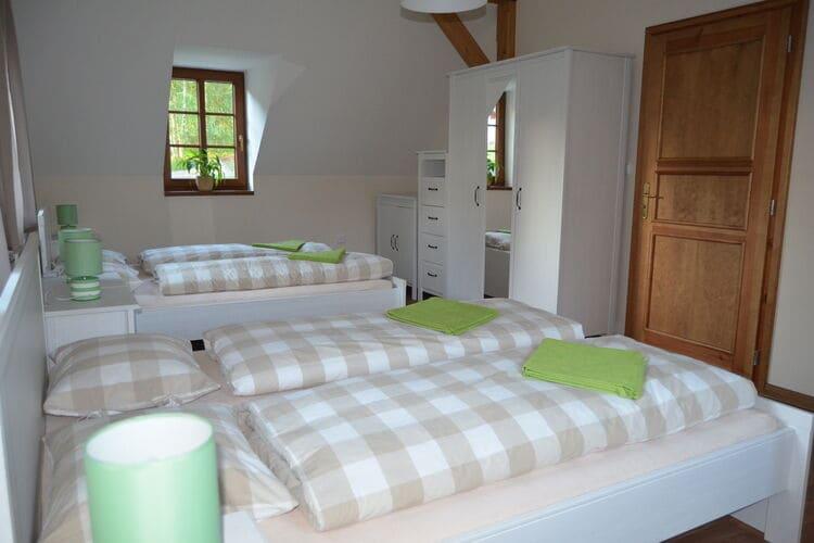 vakantiehuis Tsjechië, Reuzengebergte - Jzergebergte, Heřmanice v Podještědí vakantiehuis CZ-47125-04