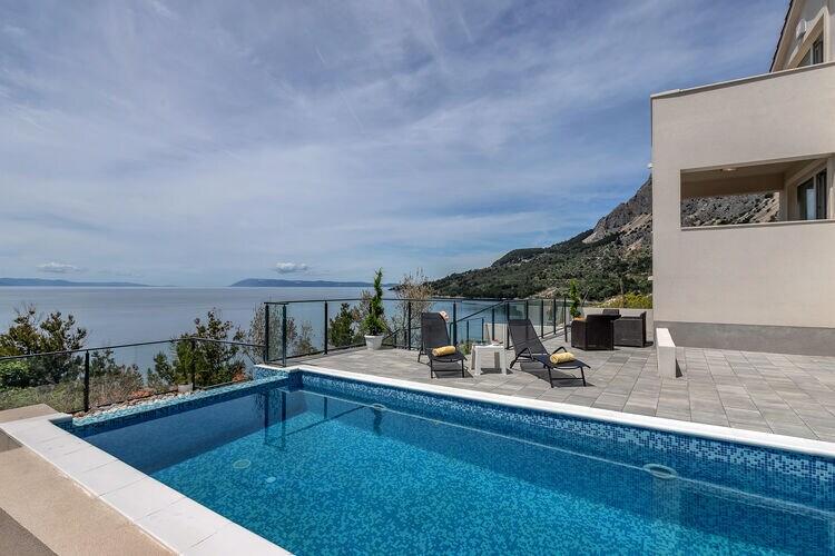 Villa Kroatië, Dalmatie, Drasnice Villa HR-21328-02