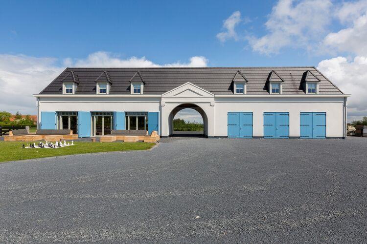 vakantiehuis Nederland, Zeeland, Zoutelande vakantiehuis NL-4374-19