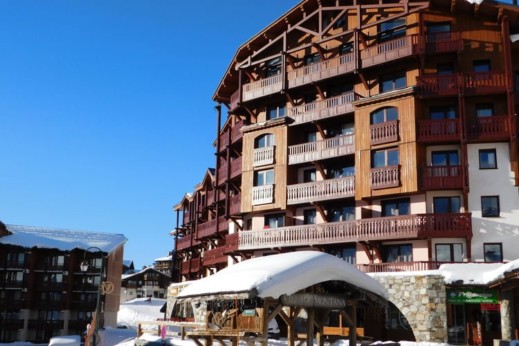 Résidence Village Montana 3 Val Thorens Northern Alps France