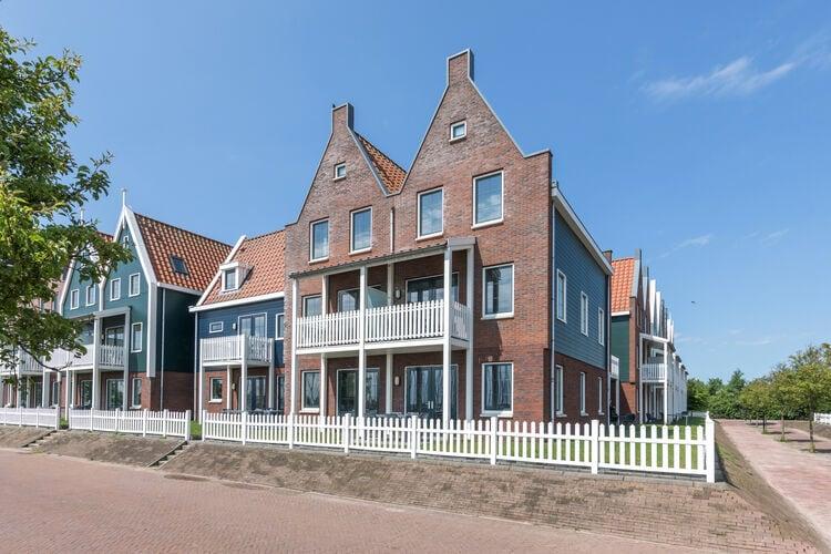 Vakantiehuizen Nederland | Noord-Holland | Appartement te huur in Volendam met zwembad  met wifi 4 personen