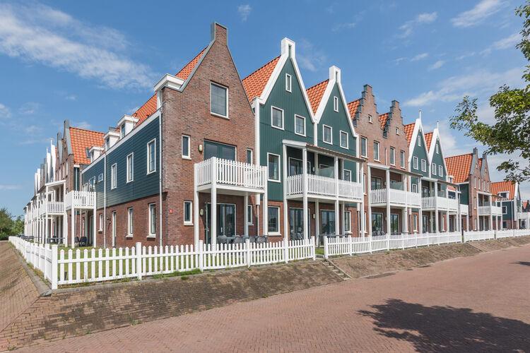 Vakantiehuizen Nederland | Noord-Holland | Vakantiehuis te huur in Volendam met zwembad  met wifi 7 personen
