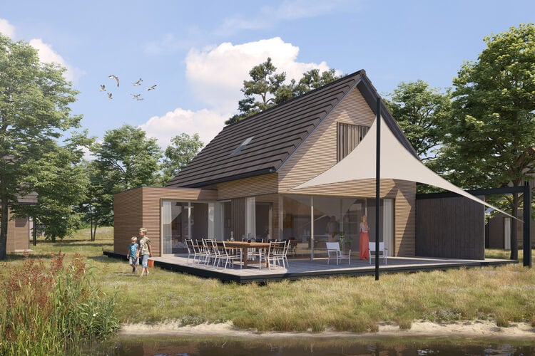 vakantiehuis Nederland, Zuid-Holland, Ouddorp vakantiehuis NL-3253-62