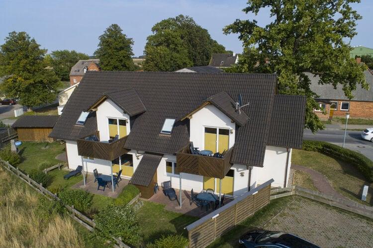 Appartement  met wifi  Hohenkirchen-OT-BeckerwitzHaus Bela - Franziska im Obergeschoss