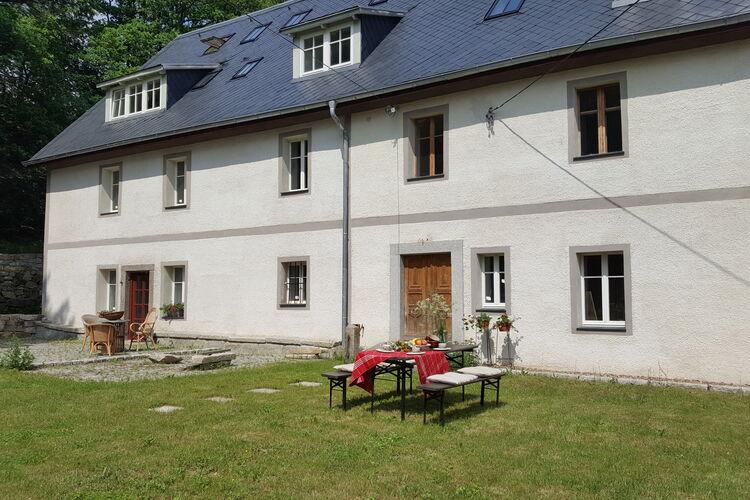 met je hond naar dit vakantiehuis in Janowice Wielkie