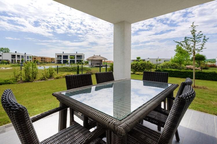 Appartement met zwembad met wifi  burgPannonia G01