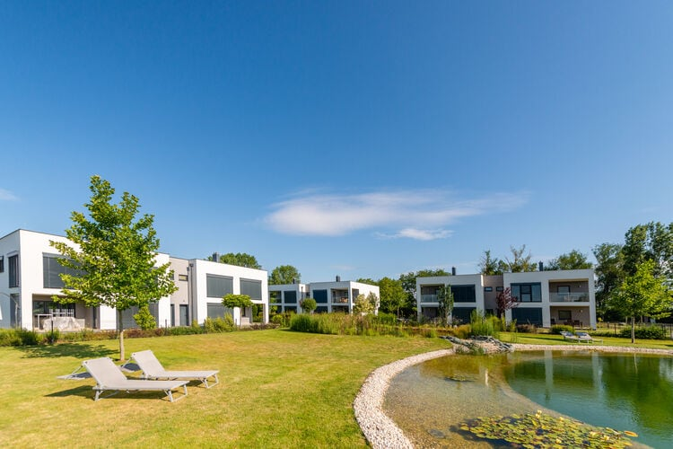 Appartement met zwembad met wifi  burgPannonia L04